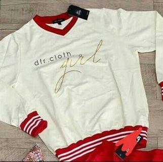 Sweatshirt DFR size S NEWW!!