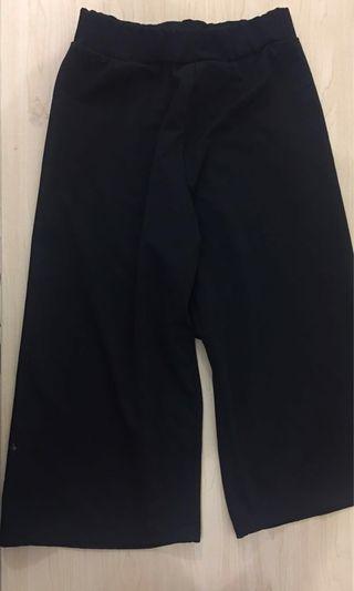 Black Loose Pants