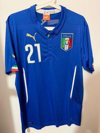 意大利波衫 球衣 Italy Jersey 派路 Pirlo