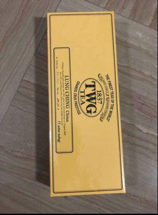 TWG Tea (Lung Ching)