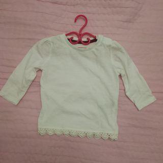 Baby shirt 6-9m