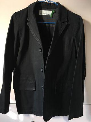 Izzue causal blazer Uniqlo U Hare G2000 Muji