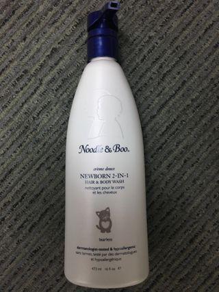 Noodle & Boo Newborn 2-in-1 Hair & Body Wash (16 oz)