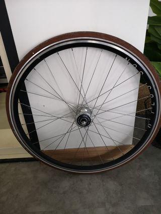 H Plusson Wheelset