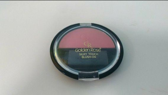 #SALE Golden Rose Silky Touch Blush-On (Soft Peach Pink)