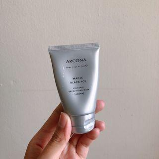 (FREEPOS!) Arcona Black Ice Volcanic Exfoliating Mask