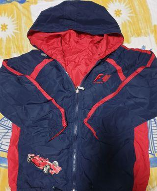🚚 Free bless Formula 1 reversible jacket (folded into bag) with purchased of any 2 jackets. Size 140