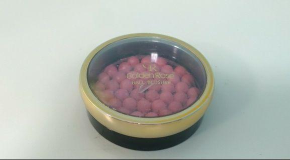 #SALE Golden Rose Ball Blusher (Satin Pink)