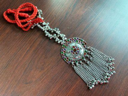 🚚 Afghani necklace