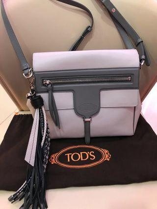 Tods Shoulder bag new condition with Receipt Nov 2018