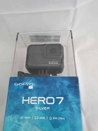 🚚 GoPro Hero 7  Sliver