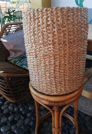 Seagrass Planter Basket - Medium