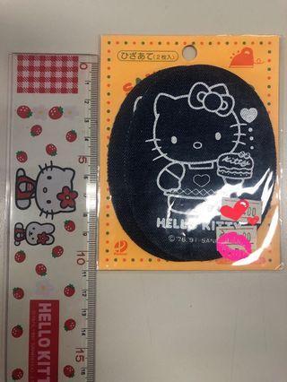 Hello Kitty 熨章 珍藏