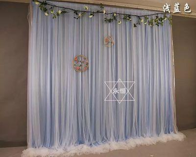 Party curtain/Cake Stand/Table Skirting