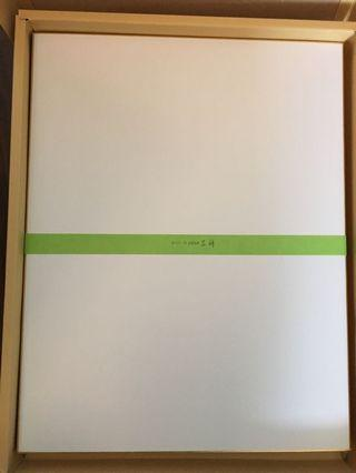 Shikoshi Japanese Paper Board (19boards)