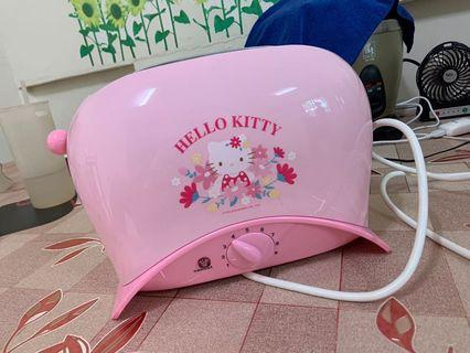 📍hello kitty烤土司機