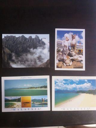 Malaysia postcard ( rm 3/pcs)