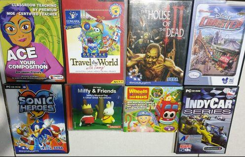 🚚 Free bless CD rom games., education, children Vcd ( choose any 1 with any purchased)