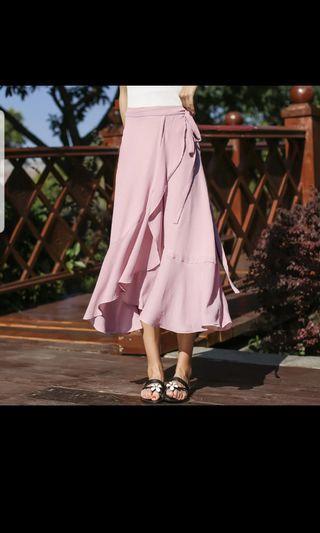 Brand new pink skirt