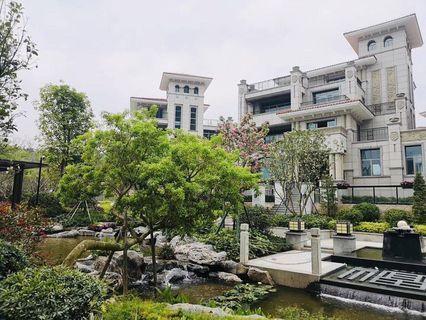 中山市中心豪華獨棟別墅,限量10套推出,贈送4個車位起
