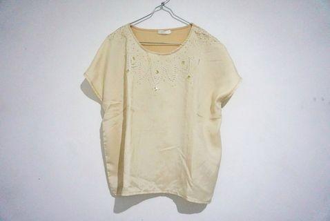 Yellow light Shirt Manik