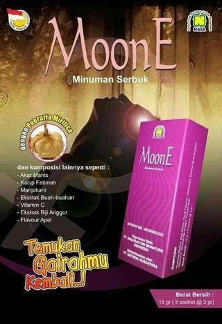 100%Original Moone Minuman Khusus Wanita
