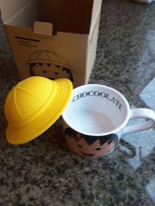 小丸子 crossover chocolate 水杯