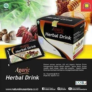 Agarik herbal drink