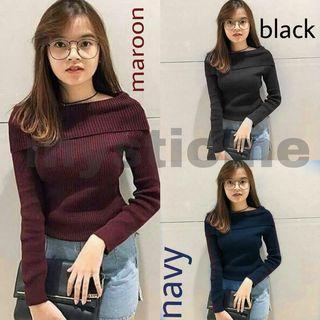 Sweater Rajut Sabrina