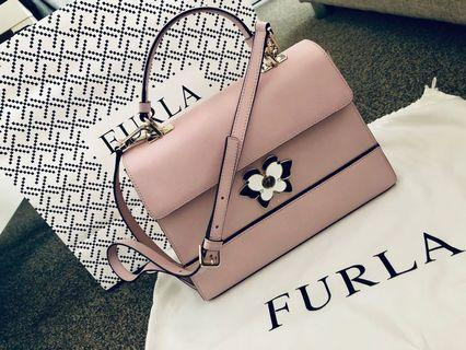 Furla Mughetto top handle handbag