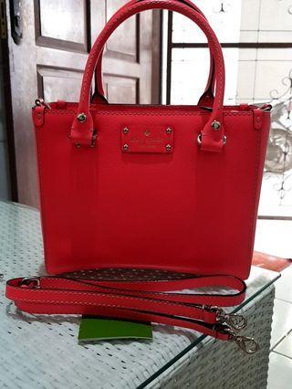 Kate Spade Wellesley Small Quinn Bag