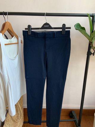 🚚 Banana Republic High-Waisted Work Pants (Sloan)