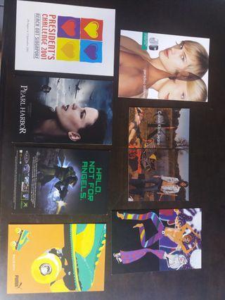 Advertising postcard ( rm 2.00/pcs)