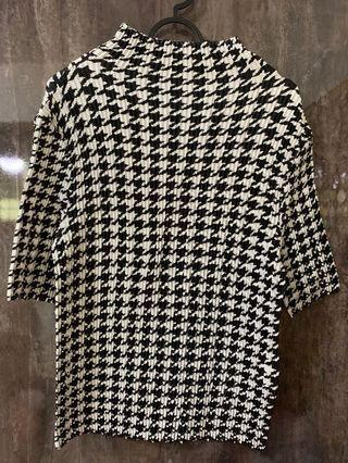 🚚 Checked blouse