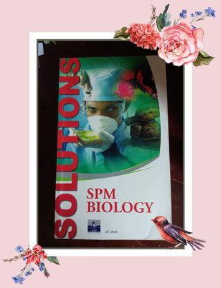SPM Biology Solutions