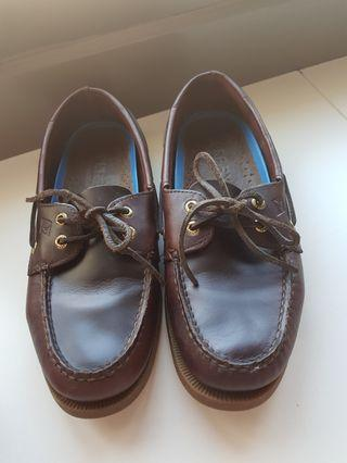 Sperry Boat Shoes Top spider