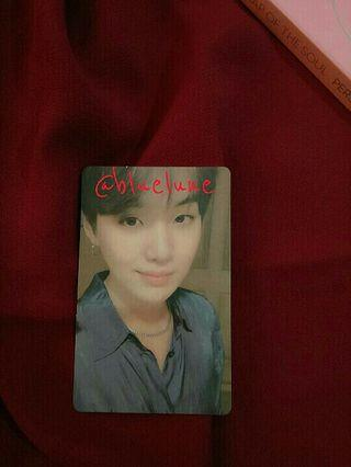 [WTS ONLY] BTS SUGA PHOTOCARD