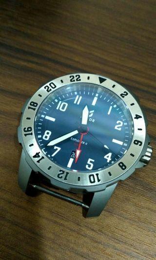 Explorer 2 Boldr GMT Watch
