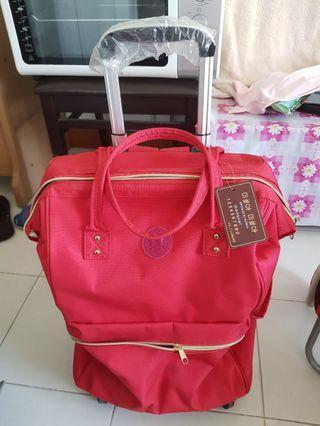 Barrley Prince Trolley Backpack