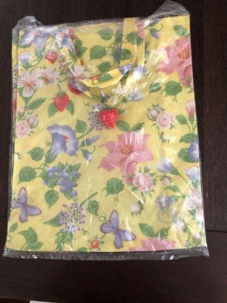 Tote bag from Crabtree and Evelyn