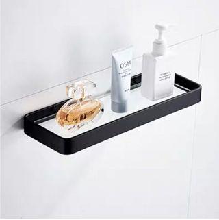 Bathroom Glass Rack / Shelf