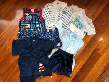 Baby Clothes kid clothes 1-2yrs old all