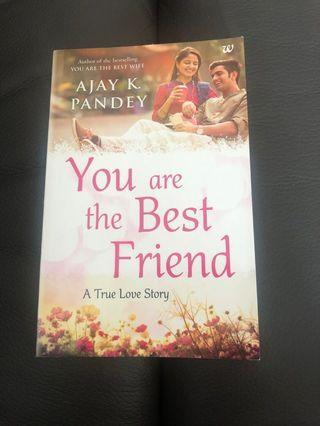 🚚 You are the Best Friend- Ajay K Pandey