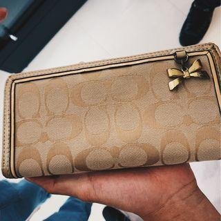 COACH Purse imported from Japan (original)