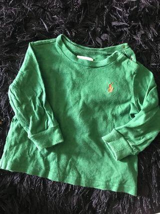Long sleeves ralph lauren shirt