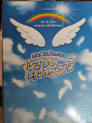 🚚 日本原裝天使之翼書包(SEIBAN 日本原裝)