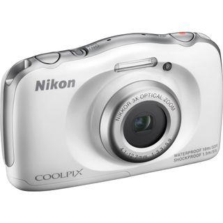 Nikon Waterproof Camera (COOLPIX S33)