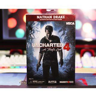 NECA Uncharted 4 : Nathan Drake
