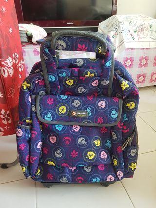 🚚 Pmaydem Trolley Backpack