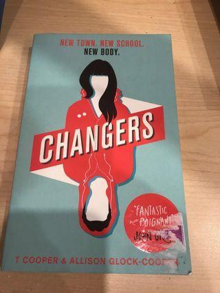 🚚 Changers- T Cooper & Allison Glock Cooper